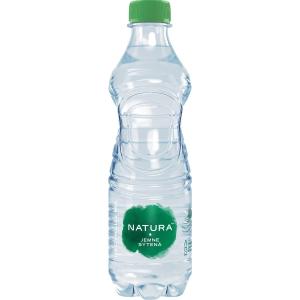 Pramenitá voda Bonaqua jemně sycená 0,5 l, 12 kusů