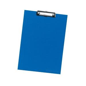 Podložka Herlitz A4, modrá s držákem