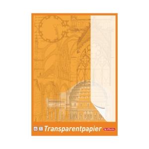 Pauzovací papír Herlitz A4 65g/m2, bílý, 30 listů