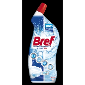 WC gel Bref Power Fresh Mist, 700 ml