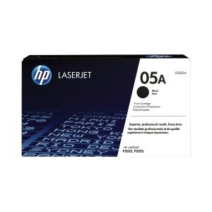 HP laserový toner 05A (CE505A), černý