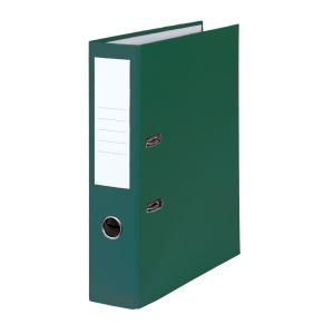 Pákový pořadač, šířka hřbetu  8 cm, zelený