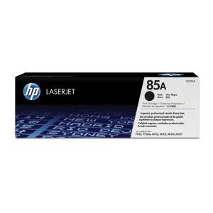 HP laserový toner 85A (CE285A), černý