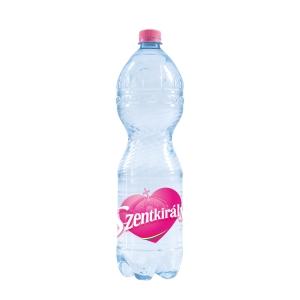 Minerální voda Szentkiralyi nesycená 1,5 l, 6 kusů