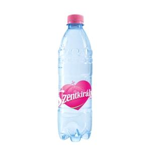 Minerální voda Szentkiralyi nesycená 0,5 l, 18 kusů