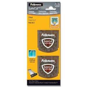 Fellowes náhradní řezací hlavice 2 kusy