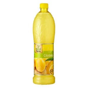 Naturfarm citronový koncentrát 40%, 1 l