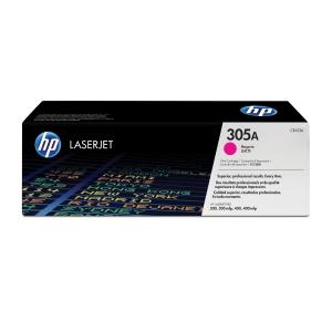 HP laserový toner 305A (CE413A), magenta