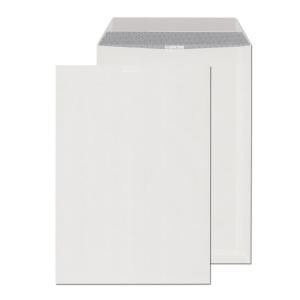 Jednoduchá bílá obálka B4 (250 x 353 mm), 250ks/balení