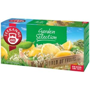Čaj Teekanne Garden selection 2,5 g, 20 porcí