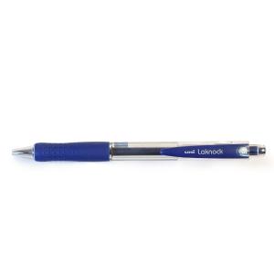 Pero Uni-ball SN100, klikací, kuličkové, 0,5 mm, modré