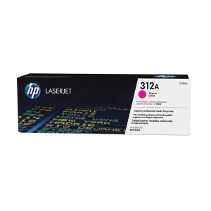 HP laserový toner 312A (CF383A), magenta