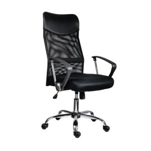 Antares Tennessee židle, houpací mechanismus, černá