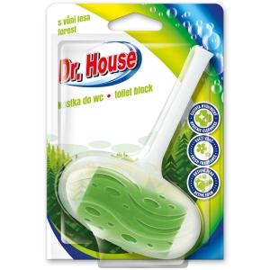 Dr.House WC deo závěsný blok 40 g, lesní vůně