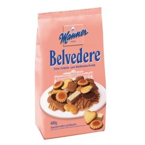 Manner Belvedere oplatky a sušenky 400 g