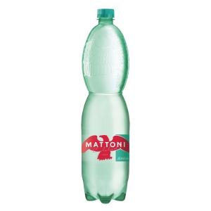 Mattoni minerální voda jemně sycená 1,5 l, balení 6 ks