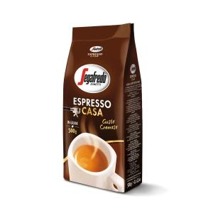 Segafredo espresso casa zrnková káva, 500 g