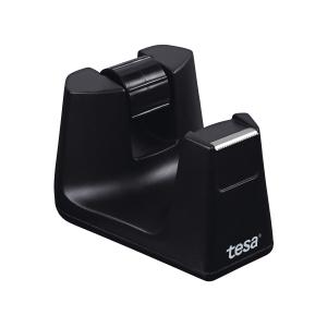 Stolní odvíječ pásky Tesa Easy Cut metalický černý