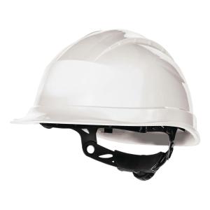 QUARTZ UP III bezpečnostní přilba, bílá