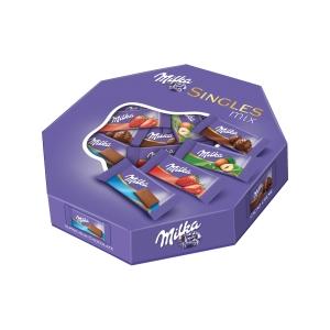 Milka Minis čokoládky 32 ks, 138 g