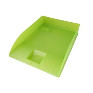 Odkladač na dokumenty Herlitz A4, světle zelený