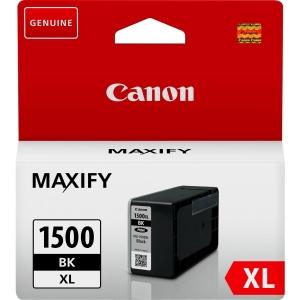 CANON inkoustová kazeta PGI-1500 XL (9182B001), černá