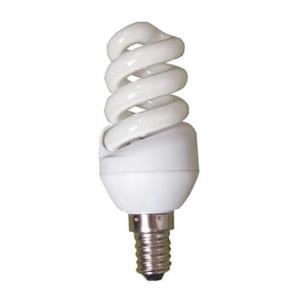Zářivka spirálová 9W E14