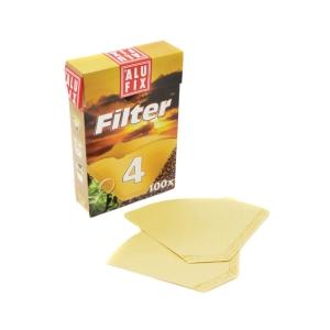 Alufix kávové filtry č. 4