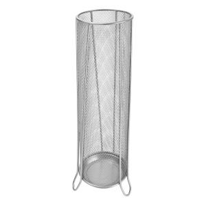 Drátěný stojan na deštníky SaKOTA stříbrný