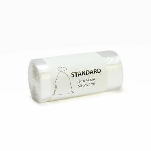 Alufix pytle na odpad 10 l nezatahovací bílé, 50 kusů v rolce