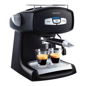 Espresso pákový kávovar Sencor SES 1710BK