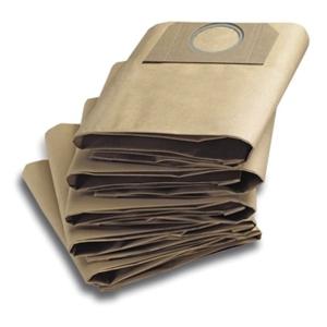 Kärcher náhradní filtrační sáčky do vysavače MV3P, 5 kusů