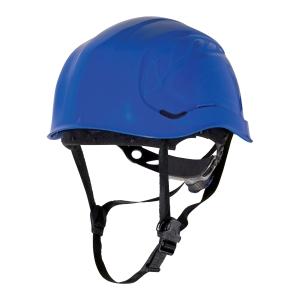 GRANITE PEAK ochranná přilba, fluorescenční modrá