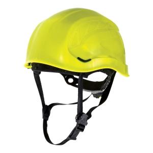 GRANITE PEAK ochranná přilba, fluorescenční žlutá