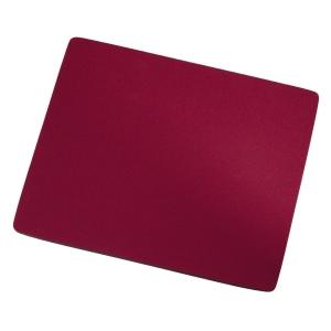 Textilní podložka pod myš Hama, červená