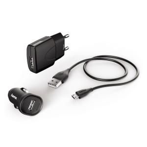 Nabíjecí set Hama micro USB Picco