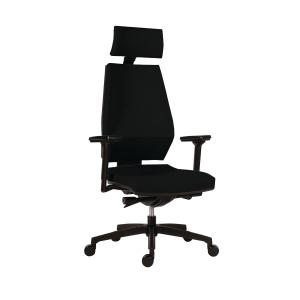 Kancelářská židle 1870 Syn Motion PHD, černá
