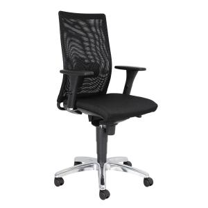 Kancelářská židle Trix, černá