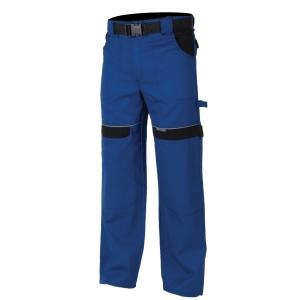 Montérkové kalhoty do pasu ARDON Cool Trend, modré, velikost 54