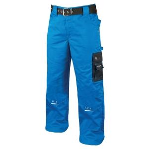 Montérkové kalhoty do pasu ARDON 4tech, modrá/černá, velikost 56