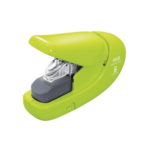 Sešívačka bez použití drátků PLUS 206, zelená