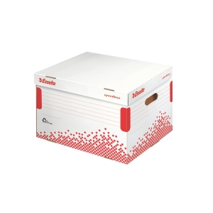 Esselte Speedbox archivační kontejner na pořadače, 15 kusů v balení