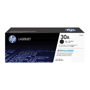 HP laserový toner 30A (CF230A), černý