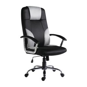 Kancelářská židle Antares Miami, šedá