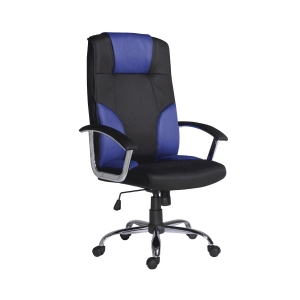 Kancelářská židle Antares Miami, modrá