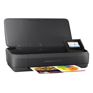 HP mobilní barevné multifunkční inkoustové zařízení OfficeJet 252 AIO