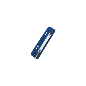Esselte úchytky do rychlovazače, barva modrá, 100 kusů