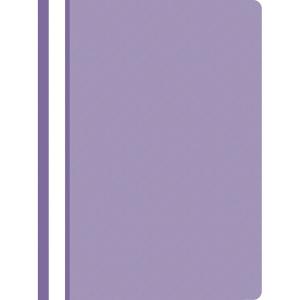 Nezávěsný prezentační rychlovazač PP A4, barva fialová, 25 kusů