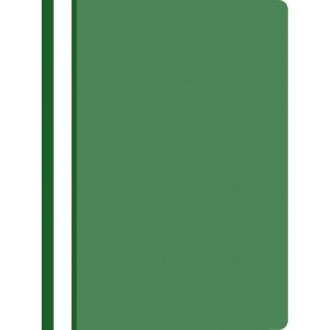 Nezávěsný prezentační rychlovazač PP A4, barva zelená, 25 kusů