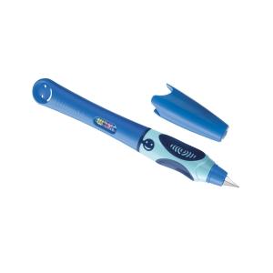 Plnicí pero Pelikan Griffix 4, pro leváky, ergonomicky tvarované, modré